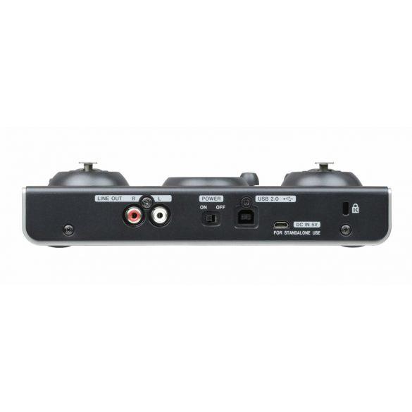 """Tascam US-42B, MiniStudio-Series """"Creator"""" / USB Interface telefonhoz és számítógéphez"""
