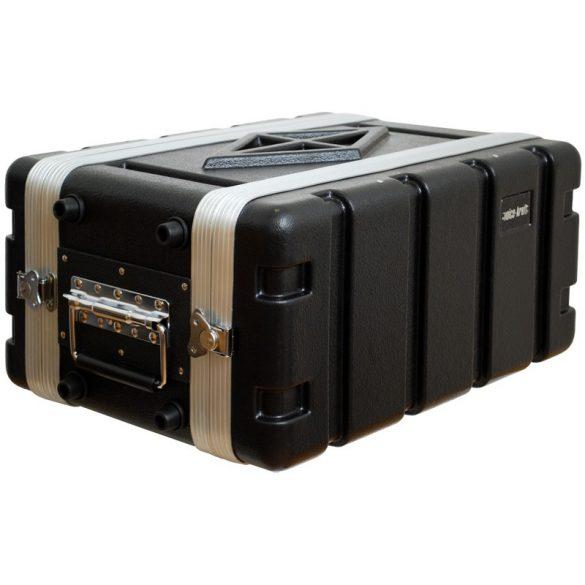 4U magas ABS rack doboz rövid