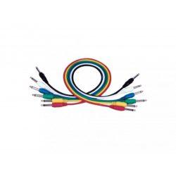 ROXTONE PTC007L030 30 cm monó patch kábel 6db/csomag