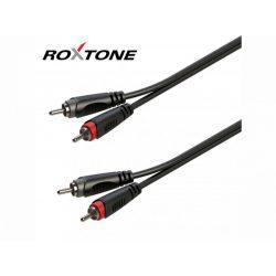 ROXTONE RACC130L3 2xRCA - 2xRCA kábel, 3m
