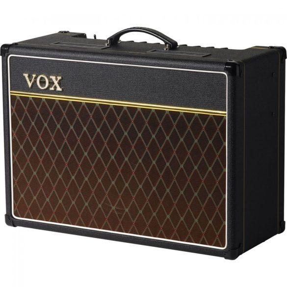 """Vox AC10C1,10 Wattos csöves erősítő, 10"""" Celestion VX10 hangszóró"""