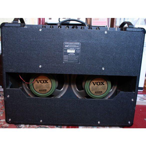 Vox AC30C2 30 Wattos csöves kombó, 2x12' G12M Greenback hangszórók
