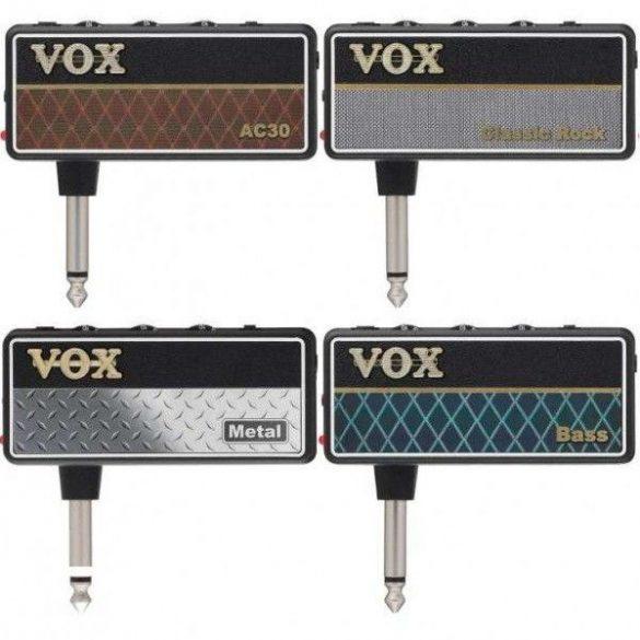 VOX amPLUG 2 Bass basszusgitár fejhallgató erősítő