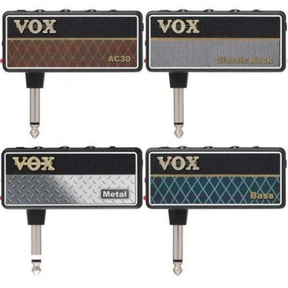 VOX amPLUG 2 Metal gitár fejhallgató erősítő
