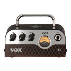 VOX MV50AC mini erősítő NUTUBE technológiával, AC hang