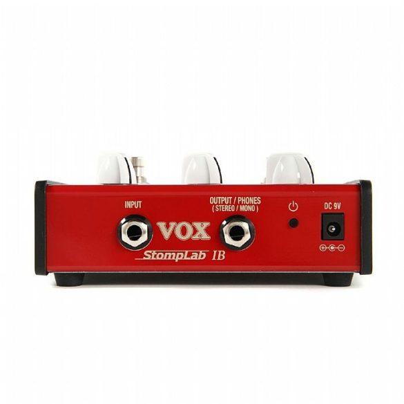 VOX Stomplab 1B basszus multieffekt