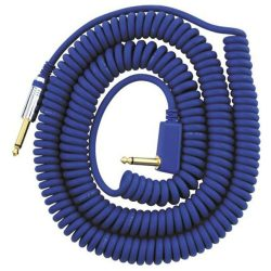 Vox VCC90 Gitárkábel 9m, kék