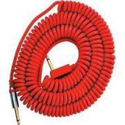 Vox VCC90 Gitárkábel 9m, piros