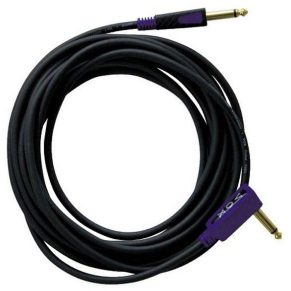 VOX VGS-50 Gitár/basszusgitár kábel, 5m