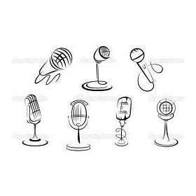 Fejmikrofonok