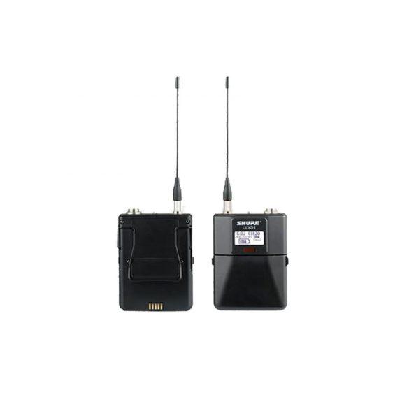 Shure ULX-D digitális vezetéknélküli rendszer